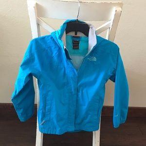 Girls North Face Light Jacket